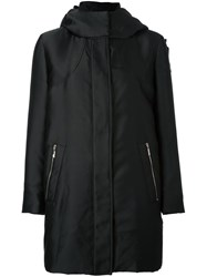Moncler Gamme Rouge 'Marrube' Parka Coat Black