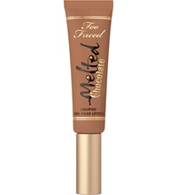 Too Faced Melted Chocolate Liquefied Lipstick Chocolate Honey