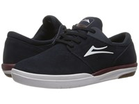 Lakai Fremont Midnight Suede Men's Skate Shoes Navy