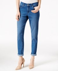 Charter Club Lyon Wash Boyfriend Jeans Only At Macy's