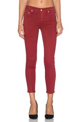 Lovers Friends Ricky Skinny Jean Red