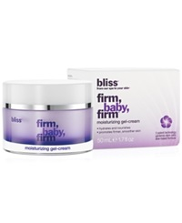 Bliss Firm Baby Firm Gel Cream No Color