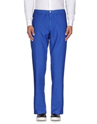 Perfection Trousers Casual Trousers Men Blue