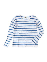 Bench Brio Long Sleeve Top Royal Blue