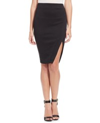 Jessica Simpson Karen Embossed Pencil Skirt Only At Macy's