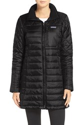 Patagonia Women's 'Radalie' Water Repellent Parka Forge Grey
