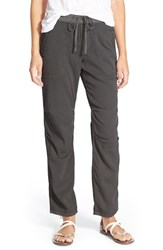 James Perse Women's Soft Drape Utility Pant