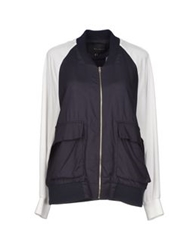 Kai Aakmann Jackets Dark Blue