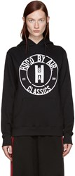 Hood By Air Black Cookie Hoodie