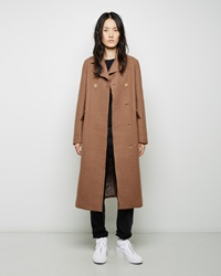 3.1 Phillip Lim Double Breasted Wool Coat