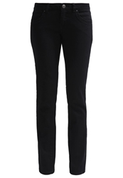 Edc By Esprit Five Sraight Straight Leg Jeans Black
