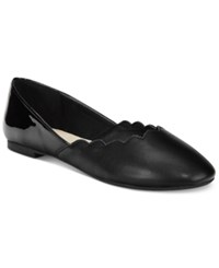 Wanted Kristy Colorblock Flats Women's Shoes Black