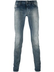 Diesel Skinny Regular Jeans Blue