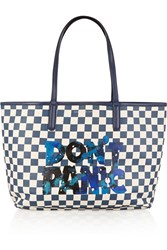 Marc By Marc Jacobs Metropolitote Printed Pvc Tote