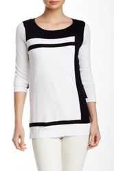 Cullen Geo Pattern Tunic Black