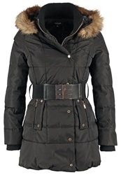 Morgan Down Coat Noir Black