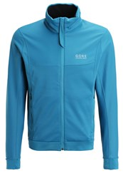 Gore Running Wear Essential Sports Jacket Ink Blue