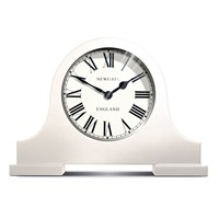Newgate Clocks Mantelpiece Clock Cream