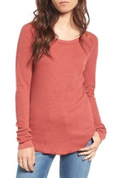 Obey Women's Throwback Thermal Tee