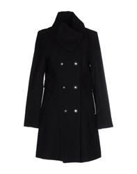 Byblos Coats And Jackets Coats Women Black
