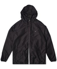 Rip Curl Men's Talamak Hooded Jacket Black