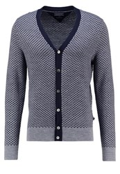 Tommy Hilfiger Tailored Cardigan Blue Black