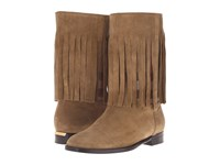 Burberry Norland Light Oak Brown Women's Boots Tan