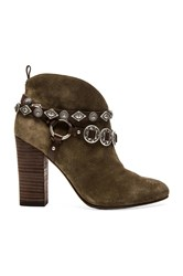 Belle By Sigerson Morrison Fusion Bootie Taupe