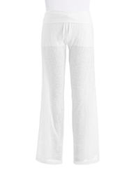 Sanctuary Femme Sheer Sweatpants