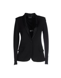 Atos Lombardini Suits And Jackets Blazers Women Black