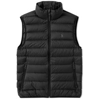 Polo Ralph Lauren Lightweight Down Gilet Black