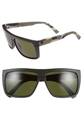 Electric Eyewear 'Black Top' 60Mm Flat Top Sunglasses Matte Black Camo Grey