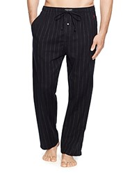 Ralph Lauren Plaid Flannel Pajama Pant Midnight Navy