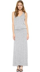 Riller And Fount Joni Maxi Dress With Shorts Pebble