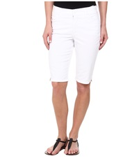 Nydj Christy Short Optic White Women's Shorts