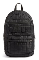 Rvca 'Not Worthy' Quilted Backpack Black