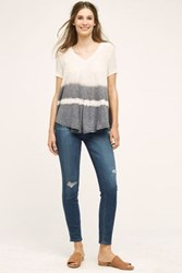 Anthropologie Paige Verdugo Ankle Jeans Darcy Destructed 26 Pants