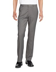 Calvin Klein Slim Fit Dress Pants Greystone