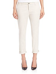 Ag Adriano Goldschmied Tristan Tailored Trousers Blue