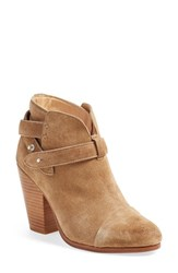 Rag And Bone Women's 'Harrow' Leather Boot Camel Suede