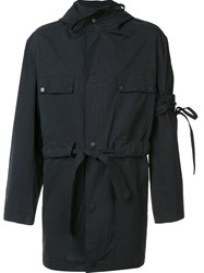 Craig Green Lightweight Hooded Jacket Black