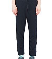 Aiezen Virgin Wool Blend Jogging Pant Black