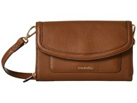 Vera Bradley Ultimate Crossbody Cognac Cross Body Handbags Tan