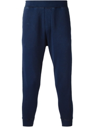 Dsquared2 Track Trousers Blue