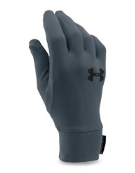 Under Armour Water Resistant Tech Gloves Steel