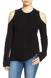 Vince Camuto Women's Cold Shoulder Sweater