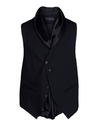 Haider Ackermann Vest Black