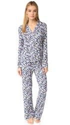 Splendid Solstice Pj Set Winter Floral