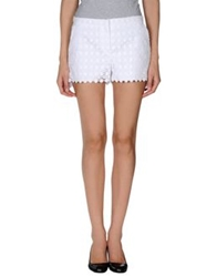 Elie Tahari Shorts White