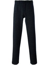 Emporio Armani Tapered Trousers Grey